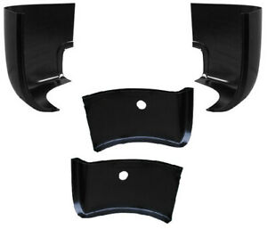 47 54 Chevy gmc Truck Lh Rh Side Inner Outer Cab Corner Patch Panels