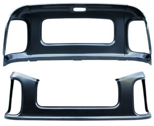 47 54 Chevy gmc Truck Replacement Rear Cab Inner Outer Patch Panels 5 window