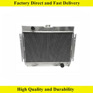 Radiator For 1963 1968 Chevrolet Impala Bel Air Chevelle Bisc Caprice 3row
