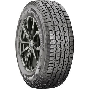 4 New Cooper Discoverer Snow Claw 265 70r17 115t Studdable Winter Tires