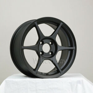 4 356 Lightweight Wheels Tfs 401 15x7 4x100 35 67 1 S Black 12 4 Lbs