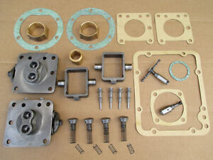 New Ford Tractor 2n 8n 9n Hydraulic Pump Repair Kit With Rh Lh Valve Chambers