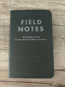 Field Notes X Ministry Of Supply Single Notebook