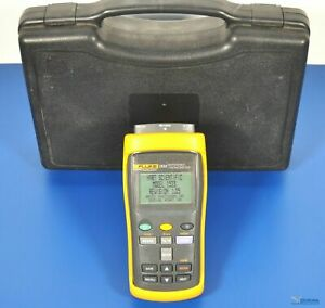 Fluke Hart Scientific 1523 156 Calibration Reference Thermometer 1 Channel