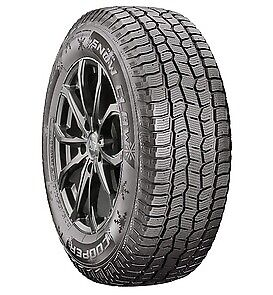 Cooper Discoverer Snow Claw Lt245 75r17 E 10pr Bsw 2 Tires