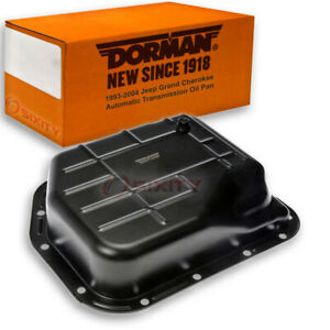 Dorman Automatic Transmission Oil Pan For 1993 2004 Jeep Grand Cherokee 4 0l Cg