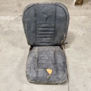 Mg Mgb 1969 Original Left Lh Passenger Side Front Car Seat Oem