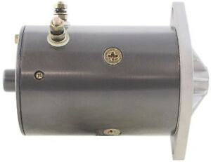Brand New Snow Plow Motor Fisher western Insulated 2 post Mue6302 21500 Mm18896