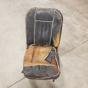 Mg Mgb 1962 68 Roadster Convertible Original Right Rh Front Seat Oem