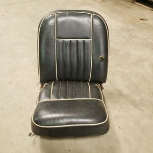 Mg Mgb 1962 68 Roadster Convertible Original Left Lh Front Seat Oem