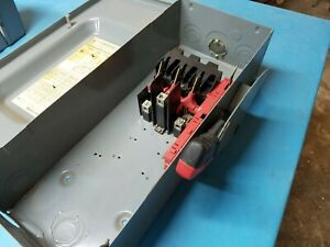 Sq D 100 Amp Safety Switch