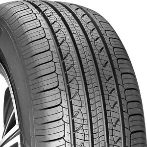 2 New Nexen N priz Ah8 235 45r17 94v A s All Season Tires
