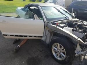 Automatic Transmission 5 Speed 4 0l Sohc Fits 07 10 Mustang 329545