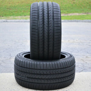 2 Pair Force Uhp 275 45r20 110w A S High Performance Blem Tires