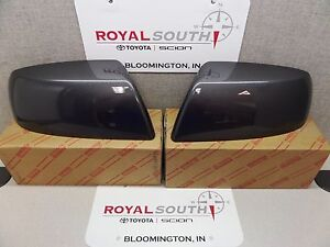 Toyota Tundra Magnetic Gray 1g3 Mirror Covers Kit Genuine Oe Oem
