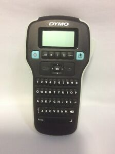 Dymo Label 160 Manager Portable Label Maker No Power Cord Include
