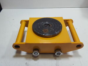 Yaetek Industrial Machinery Mover 13200 Lbs 6 Tons Machinery Skate Dolly