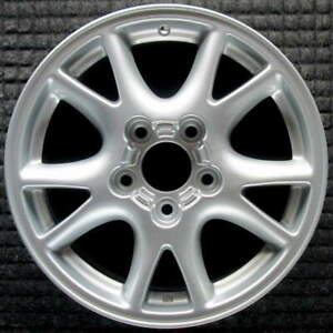 Chevrolet Camaro All Silver 16 Inch Oem Wheel 2000 To 2002