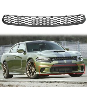 For 2015 19 Dodge Charger Srt Scat Pack Daytona Hellcat Lower Grille 68394592aa