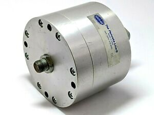 Fabco C 521 xdr Pancake Air Cylinder 2 1 2 Bore Double acting