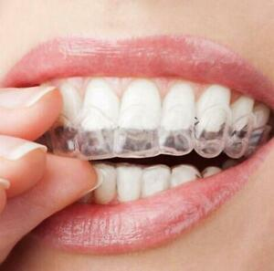 Orthodontic Retainer Teeth Fixed Corrector Clear Thermoform Dental Molding Trays