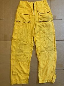 Barrier Wear Firefighter Wildland Brush Pants Nomex M 32 Waist 31 34 Length 32