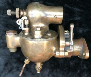 Early 1902 Brass Schebler Carburetor