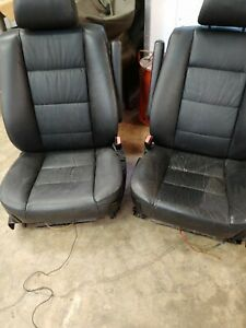 Bmw E 34 5 Series Factory Front Seats 1993 95