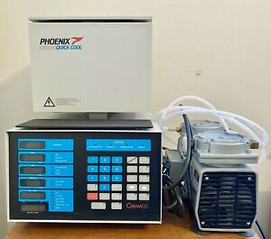Ceramco Phoenix Quick Cool With Vacuum Pump Dental Porcelain Furnace Oven