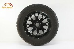 Jeep Wrangler Xd808 Wheel Rim 20x9j Tire Toyo Open Country Mt Lt295 55 R20