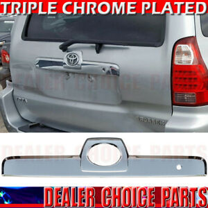 For 2003 04 05 06 07 08 2009 Toyota 4runner Tailgate Handle Cover W o Cam Hole