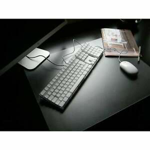 Desktex Pvc Desk Mat Rectangular Size 20 X 36 20 X Clear 20 X 36