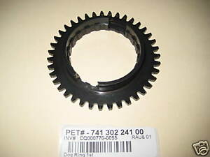 Porsche 356 1st Gear Transaxle transmission Dog Ring Part 741 302 241 00