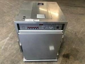 Henny Penny Hhc 903 5 pan Half Size Insulated Heated Holding Cabinet
