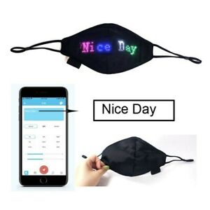 Led Message Display Face Cover Program Any Message Hot Item
