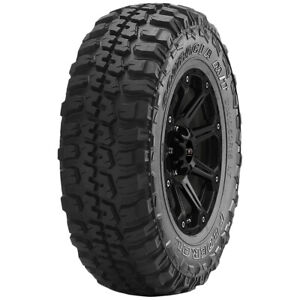 4 lt285 70r17 Federal Couragia M t 121q E 10 Ply Owl Tires