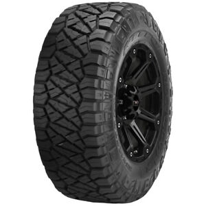4 Lt285 55r20 Nitto Ridge Grappler 122 119q E 10 Ply Tires