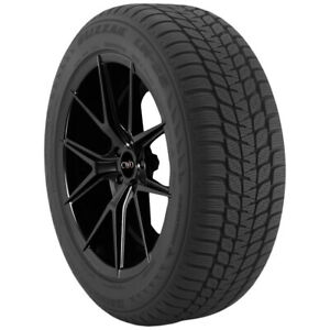 4 245 50r17 Bridgestone Blizzak Lm 25 Run Flat 99h Tires