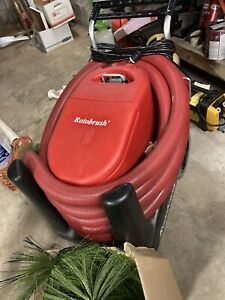 Rotobrush Residential And or Commercial Hvac Air Duct Cleaner Machine