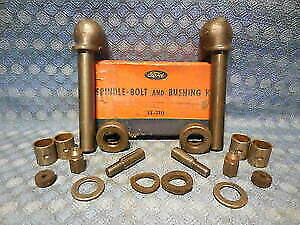 1935 36 Spindle Bolt And Bushing Kit