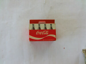 Vintage Coca Cola Playing Cards:  A Gallon of Coke