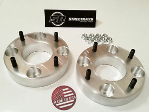 sr Billet 2 Front Leveling Spacer Lift Kit For 07 20 Toyota Tundra 4wd 2wd