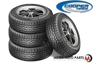 4 Cooper Evolution Winter 225 65r17 102t Studdable Winter Snow 3pmsf Tires