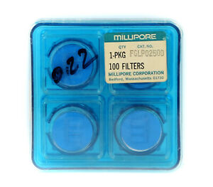 Millipore Vintage Filter Fglp02500 Scientific Laboratory Equipment Not Sealed