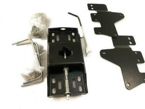 Ecotric Et 062b Complete Underbed Gooseneck Trailer Hitch New Free Fast Ship