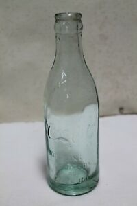 Early 1900's Base Inscripted Straight Sided Coca-Cola Bottle CAIRO  ILL. Rare