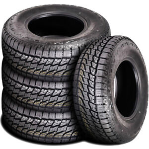 4 New Leao Lion Sport A T 265 70r15 112t At All Terrain Tires