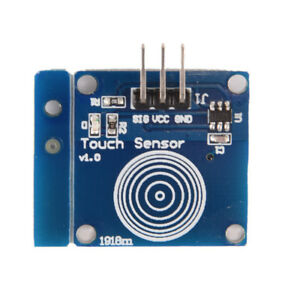 Ttp223b Digital Touch Sensor Capacitive Touch Switch Module For Arduino Pip Yjca