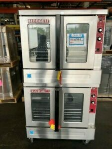 Blodgett Double deck Convection Oven Zephaire e
