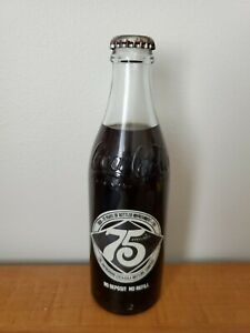 1981 Coca Cola 75th Anniversary Bottling Owensboro Kentucky